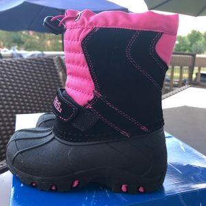 NIB Girls Totes Toddler Boots Jojo